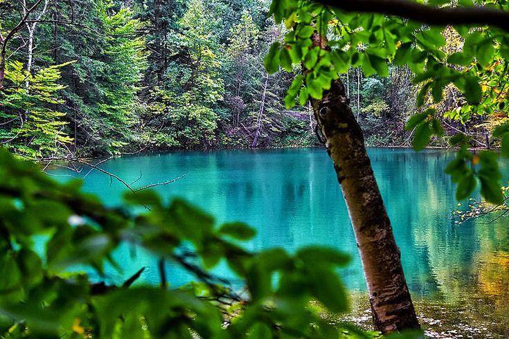 Kolorowe Jeziorka, Rudawy Janowickie