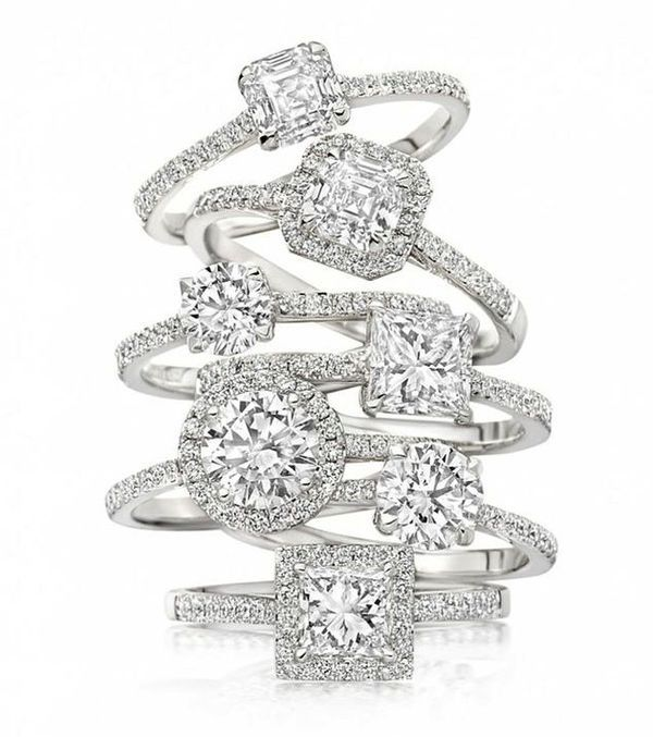 engagement ring insurance by perfect circle jewelry insurance plus pretty rings by astley clarke - Wedding Ring Insurance
