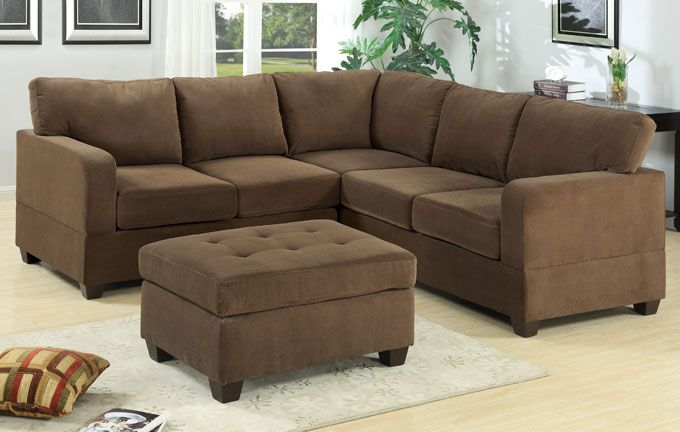 Small sectional sofas for small spaces small 2 pc corner for Small space sectional couch