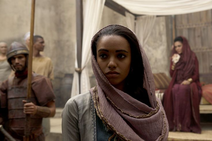 Of Kings And Prophets Michal Maisie Richardson Sellers Photo Prophet