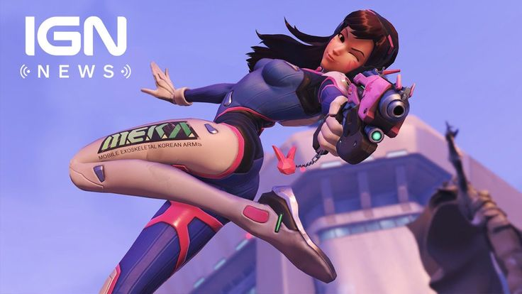 Blizzard Hosting the Last Overwatch Closed Beta Test This Weekend - IGN ...