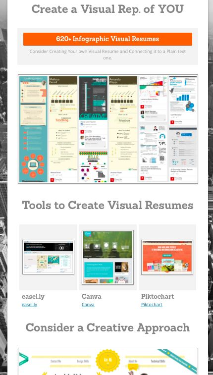 offering a blended app roach to multimedia resumes which includes skills employers want resume examplesresume ideasresume tipsteaching - Tips For Writing A Great Resume