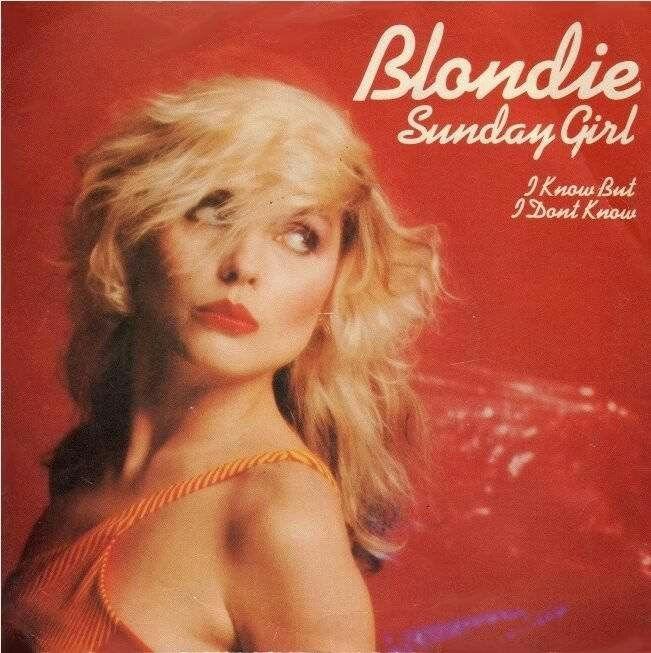 208 Best Blondie Album Cover Art Images On Pinterest