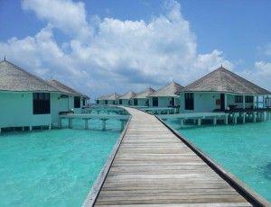 Overwater Villas, Kihaad Maldives