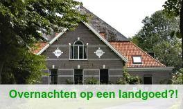 Wil je ook overnachten op Landgoed De Olmenhorst?…