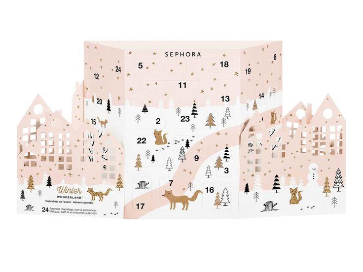 Le calendrier de l'Avent Sephora