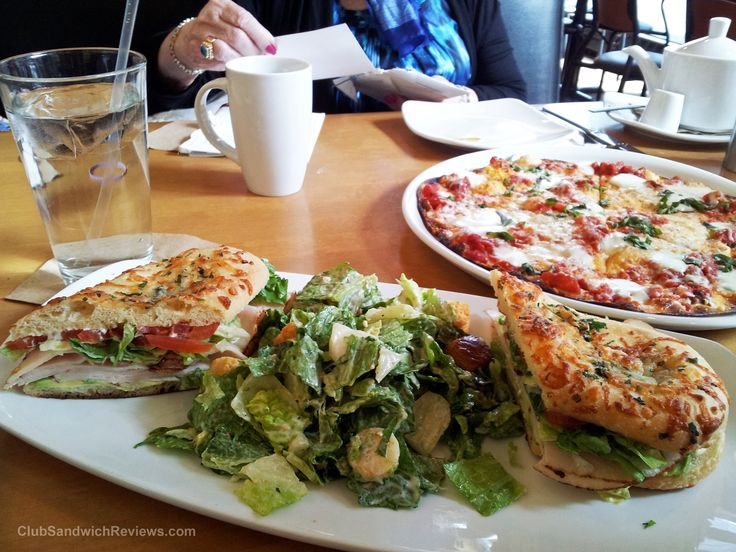 California Pizza Kitchen Club Sandwich Reviewed In Boston Extraordinary Images