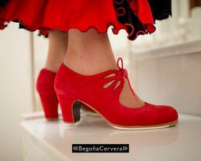 Shoes - Naranjita Flamenco