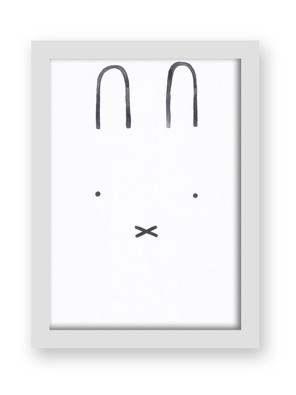 Bunny Print - The Gathered Store