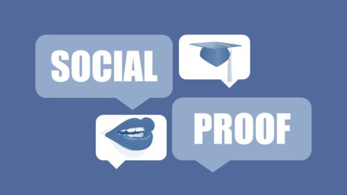 How to use social proof as a method of influence when creating and delivering memorable, persuasive sales presentations...