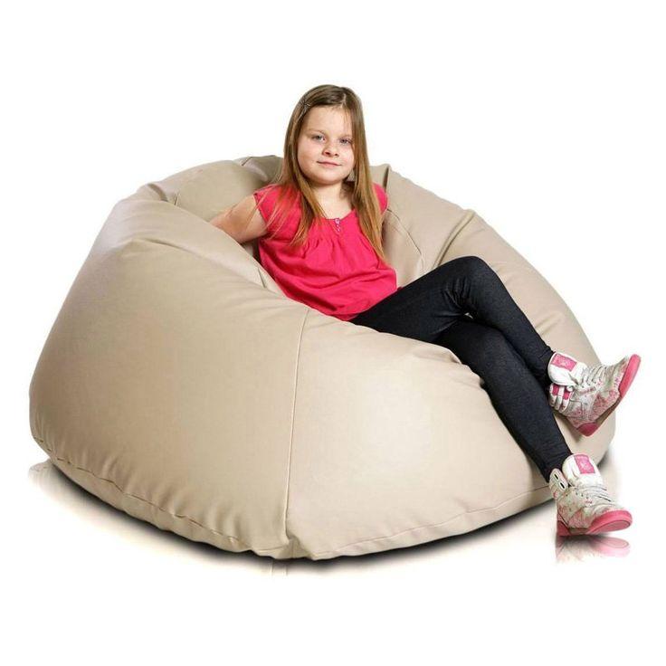 turbo beanbags maxi large bean bag chair durable - Large Bean Bags