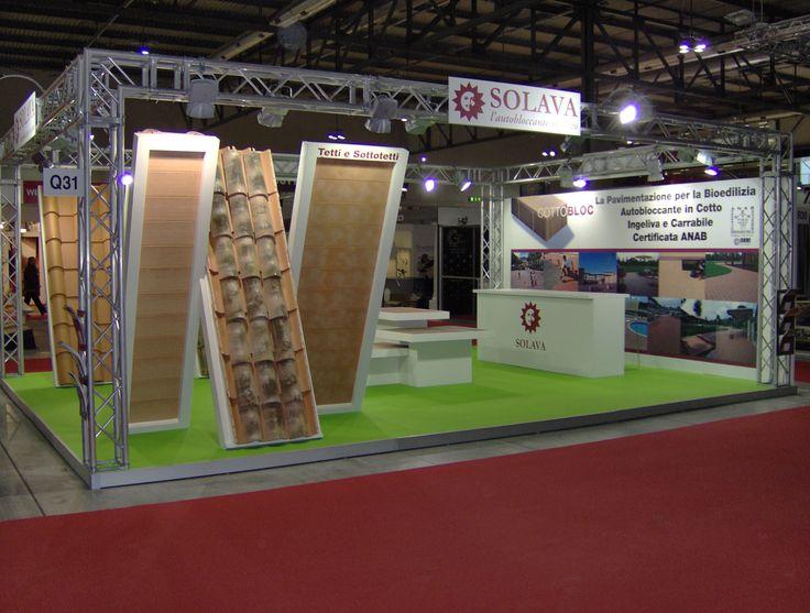 Stand Solava alla Fiera di Milano Made Expo 2010