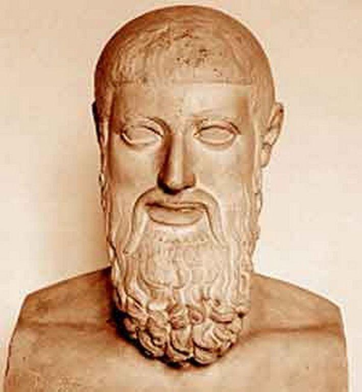 Φερεκύδης Βάβυος Σύριος, θεογονιστής ποιητής και φιλόσοφος από τη νήσο Σύρο (580 π.Χ.-520 π.Χ.)