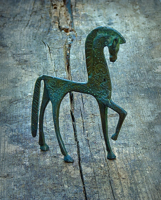 Etruscan Horse by Photator, via Flickr