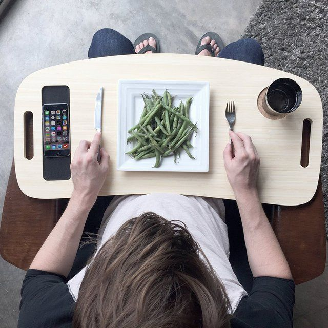 Slice TV Tray by iSkelte #Japanese, #Traditional, #Tray
