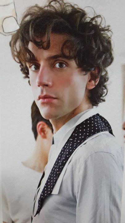 Mika The Origin Of Love magazine edition Korea 2013