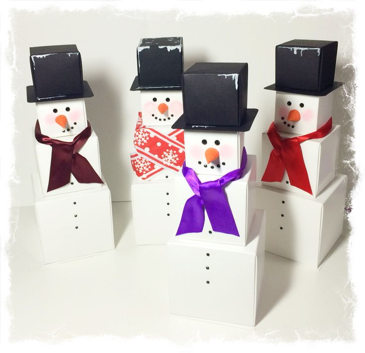 Snowmen designed and made by Tracey Grundy - Independent St&in\u0027 Up! Demonstrator using SU. Envelope Punch BoardPunch ArtCute IdeasChristmas ... & 92 best Gift Box Punch Board (retired) images on Pinterest | Gift ... pillowsntoast.com