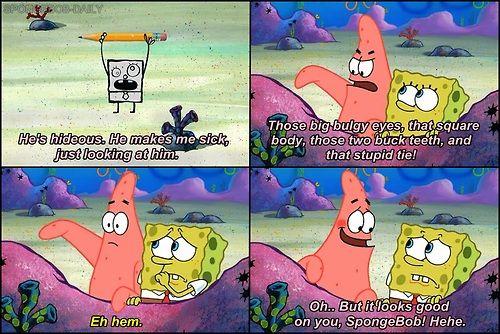 Spongebob Squarepants Patrick Star Krab Sandy Squidward October ...