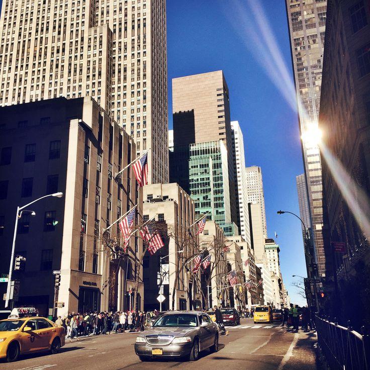 Statement Clutch - NY City Taxis by VIDA VIDA h5nGNL2BD