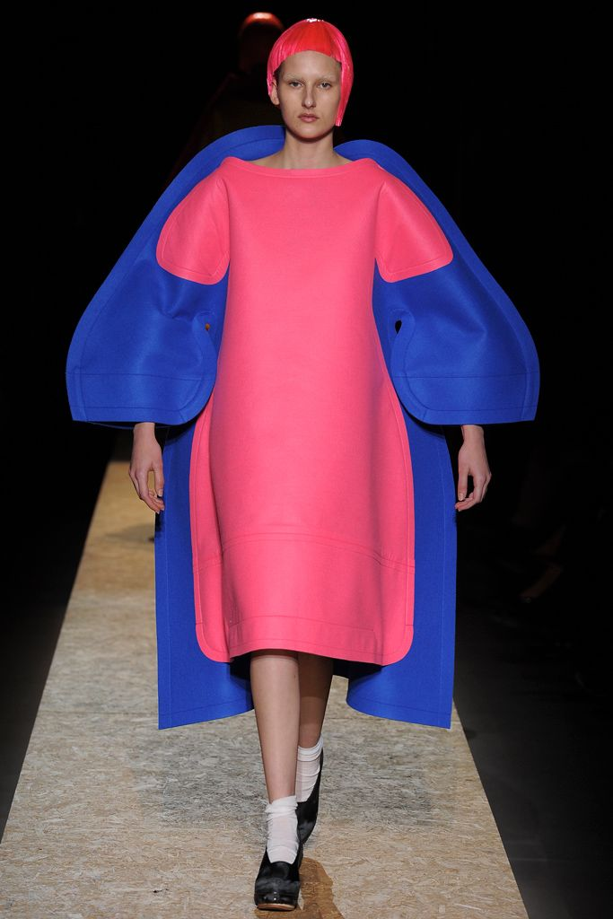 Comme des Garçons   Fall 2012 Ready-to-Wear Collection   Style.com