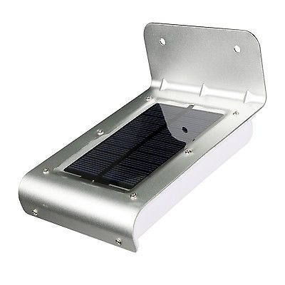 Outdoor Solar Motion Sensor Lights