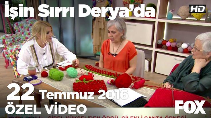 Kolay arnavut böreği...İşin Sırrı Derya'da 22 Temmuz 2016 - YouTube