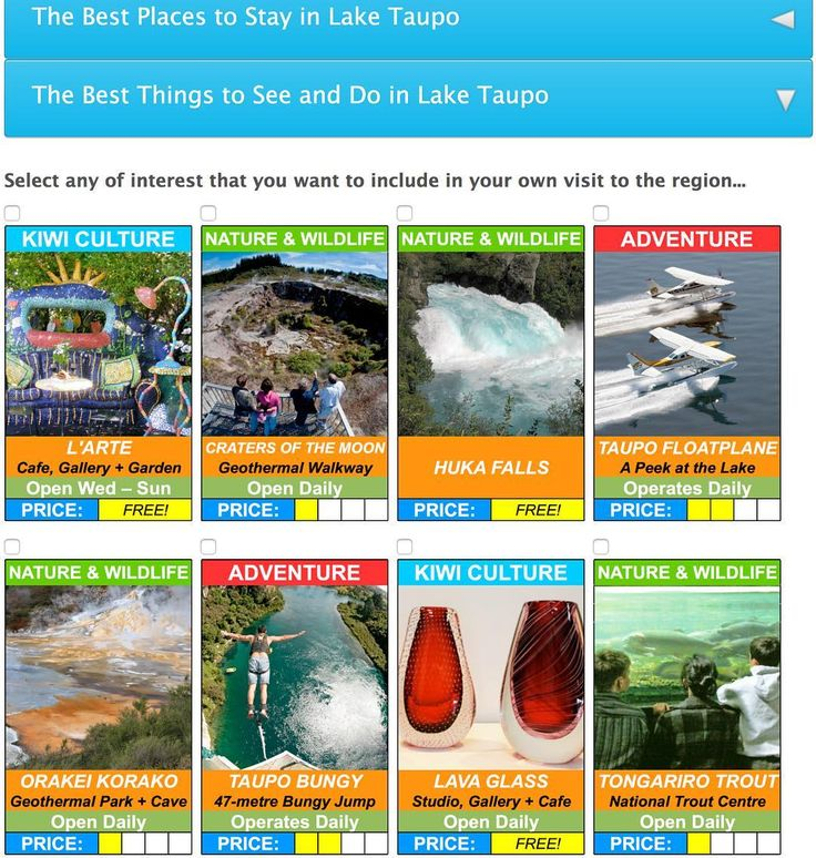 there's plenty of fun to be had in and around Lake Taupo New Zealand's largest lake #itsTime2Go! Check out our website for more ideas on the best places to stay what to do and where to dine during your visit . . . #LakeTaupo #thingstodo #NorthIsland #NewZealand #travelnz #nzmustdo#nztrip http://ift.tt/2rSQS3o