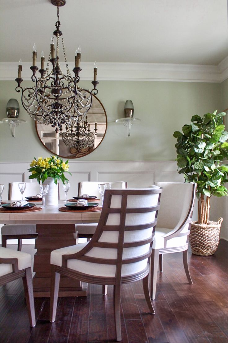 173 best dining rooms images on pinterest dining room dining a casually elegant dining room in alpharetta
