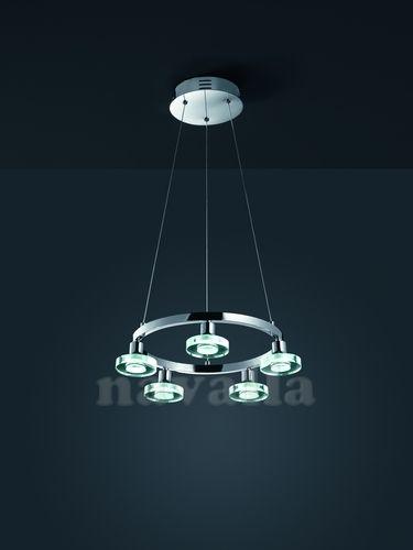Neobvyklý LED lustr od Německého výrobce TRIO