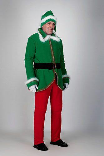 Pomocnik Mikołaja - Elf