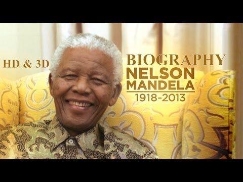 Nelson Mandela Biography - Documentary Full HD - YouTube