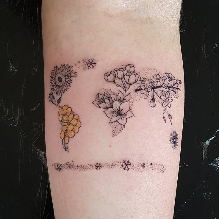 Kleine Tattoos Designs, Typen – Seite 56 von 65