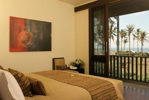 Villa Canggu Bedroom View