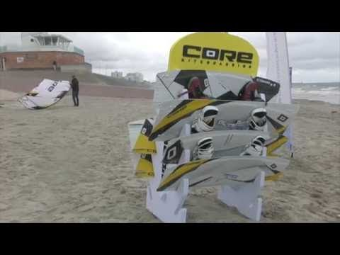 Week End Test Core Kiteboarding with DFC - VIDEO - http://worldofkitesurfing.com/kitesurf/videos-kitesurf/week-end-test-core-kiteboarding-with-dfc-video/