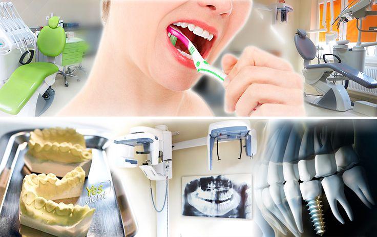 Gabinety stomatologiczne Yes Dent #yesdent #wrocław #stomatologwrocław #implantywrocław #dentysta #protetyka