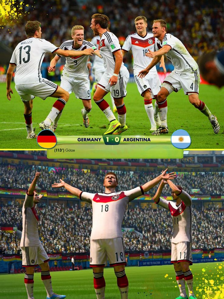 EA Sports FIFA #WorldCup