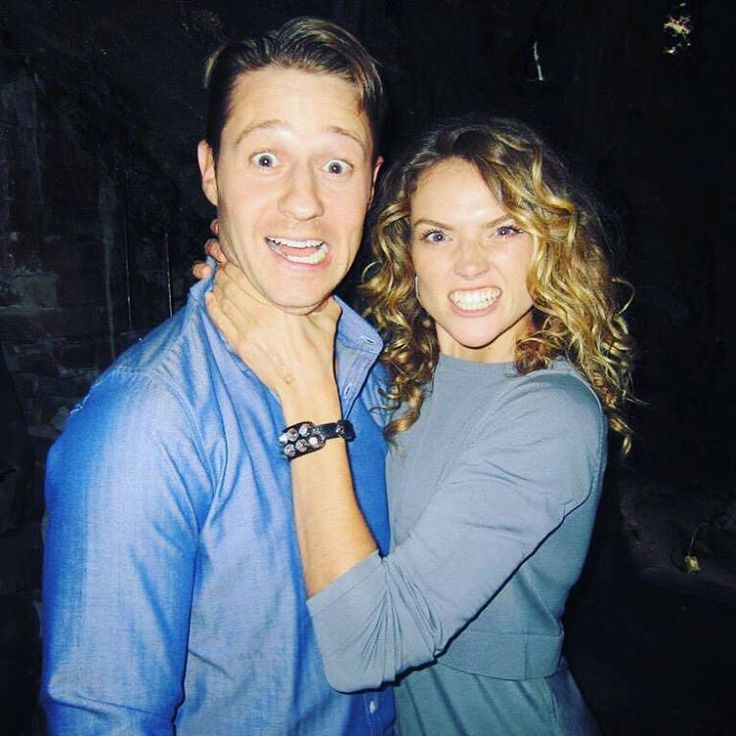 Ben Mckenzie & Erin Richards, Gotham