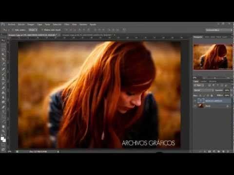Tutorial Photoshop - Mejorar una Fotografía