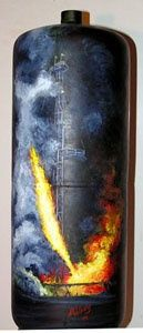 Firefighter Equipment Art - Unique, 1 of a kind, Hand Painted ...129 x 30018.2KBpinterest.com