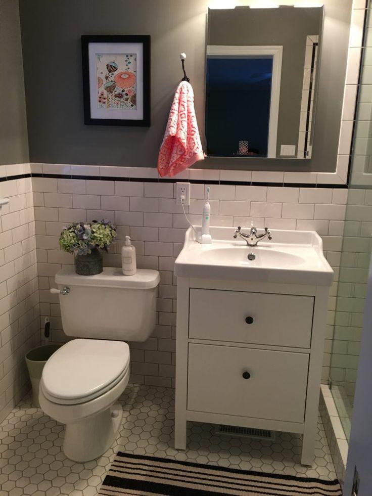 Best 20 small bathroom vanities ideas on pinterest grey - Best vanities for small bathrooms ...
