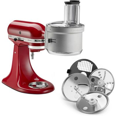 KitchenAid Food Processor Attachment with Dicing Kit