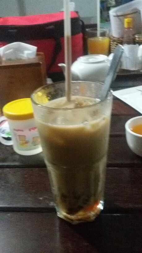 Ice Jelly Coffee
