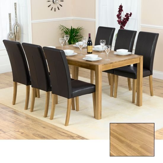 78 Best Images About 6 Seater Wooden Dining Table On