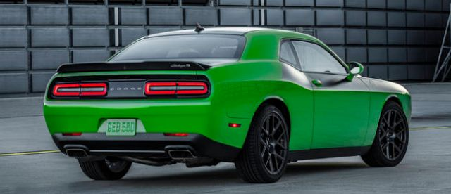 2017 Dodge Challenger T/A Performance
