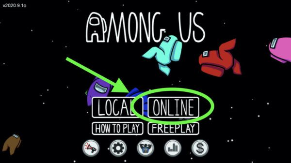 Among Us Online No Download Play Online Among Us Play Online Play Online