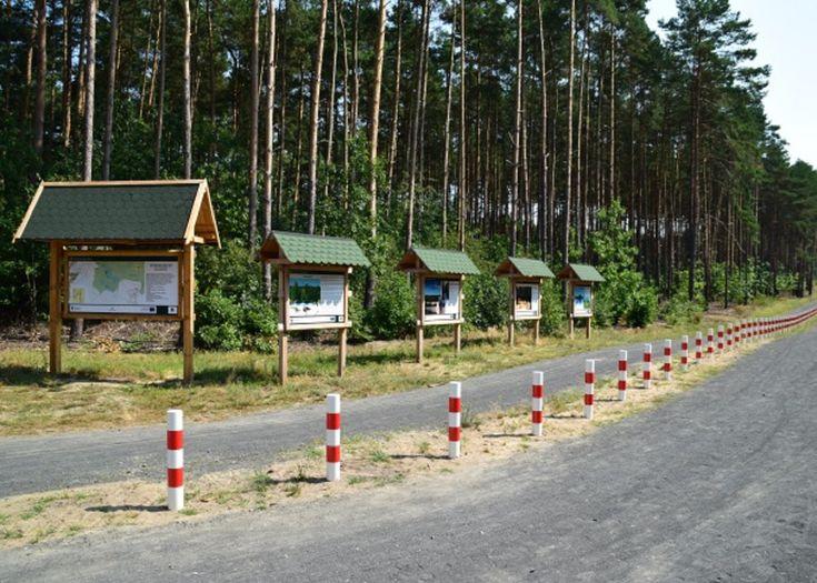 Miejsca i obiekty - Nadleśnictwo Sława Śląska - Lasy Państwowe