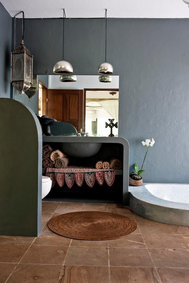 79 Ideas: Bathroom Design, Interior Design, Decor, Ideas, Style, Bali Bathroom, House, Balinese Interiors