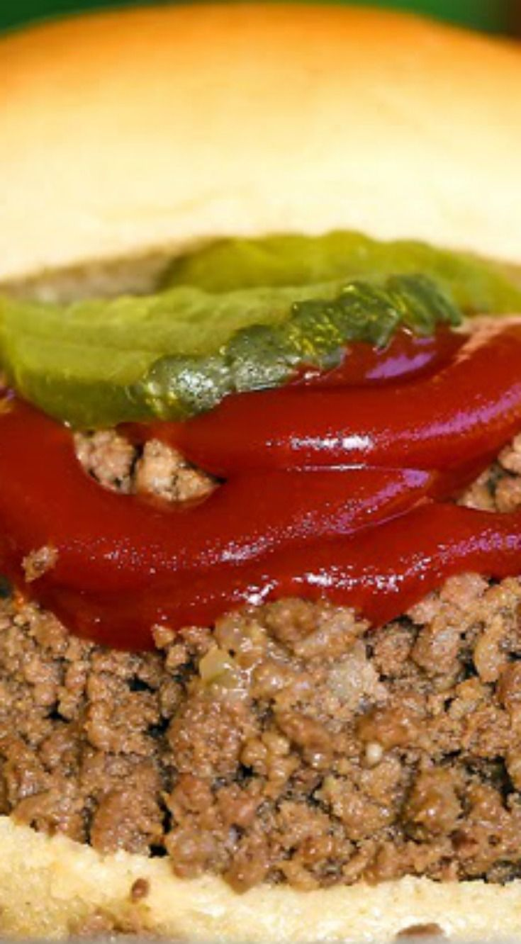 Maid-Rite Copycat (Loose Meat Sandwiches) ~ Classic Maid-Rite is a loose meat sandwich made with perfectly seasoned, tender slow-cooked ground beef served on a warm slightly sweetened bun.. The perfect crock pot recipe and it is one to keep!