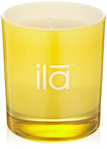 """(Product review for ila-Spa Fragrant Candle for Inner Light and Joy, Jasmine Flowers). Revel in the purest of light and a pervading sense of bliss with this beautiful candle, infused with the essential oils of jasmine flowers.       Famous Words of Inspiration...""""Paley's argument is made with passionate sincerity and is informed by the best biological..."""
