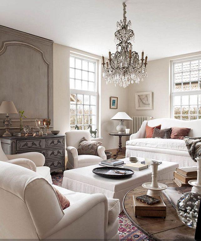 78 images about shabby chic y vintage decor on pinterest - Como decorar una sala ...